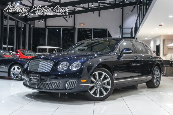 2012 Bentley Continental Flying Spur Series 51 Edition