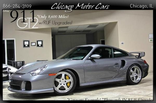 2002 Porsche 911 996 GT2 RUF