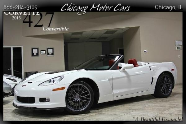 2013 Chevrolet Corvette 427 1SB