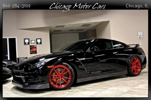 2009 Nissan GT-R Premium Switzer Goliath X