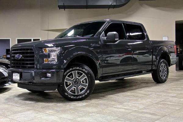 2016 ford f 150 xlt supercrew. Black Bedroom Furniture Sets. Home Design Ideas