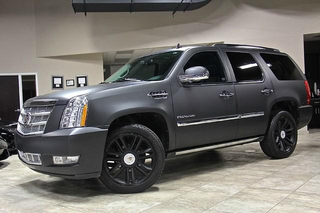 2012 cadillac escalade platinum edition 2wd. Black Bedroom Furniture Sets. Home Design Ideas