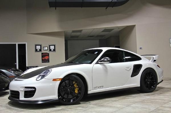 2011 Porsche 911 997 GT2 RS