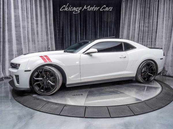 2015 Chevrolet Camaro ZL1 +UPGRADES!