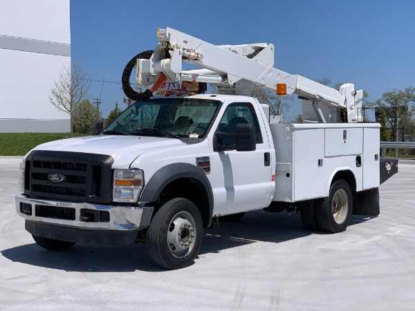 2008 Ford Super Duty F-550 XLT DRW