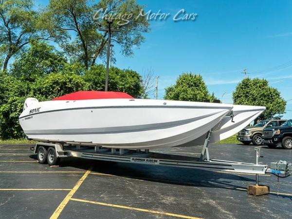 2020 Sonic 32 Foot Catamaran 400R