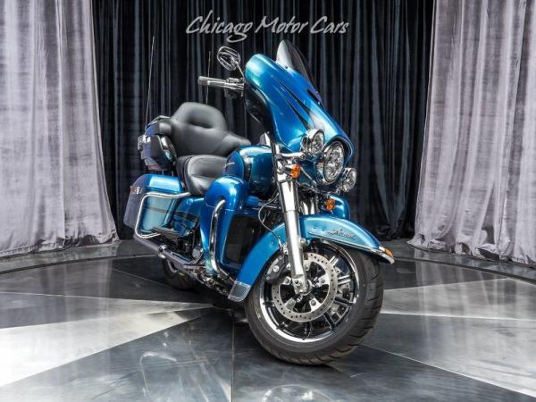 2014 Harley-Davidson Electra Glide Limited