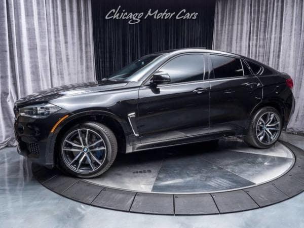 2017 BMW X6M