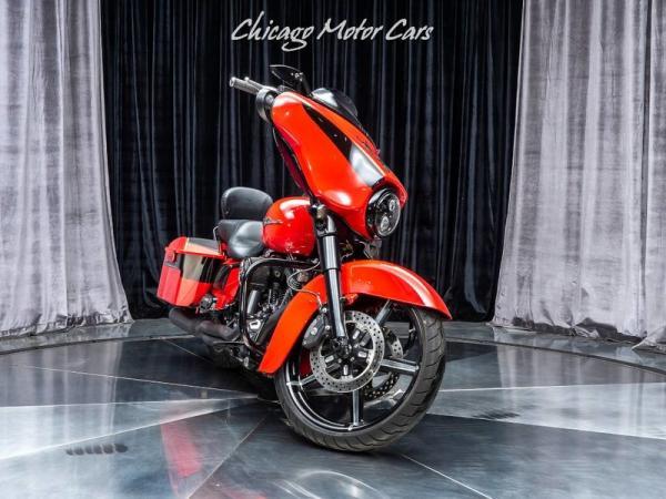 2010 Harley-Davidson FLHX Street Glide