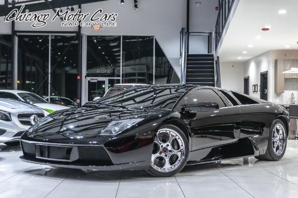2004 Lamborghini Murcielago
