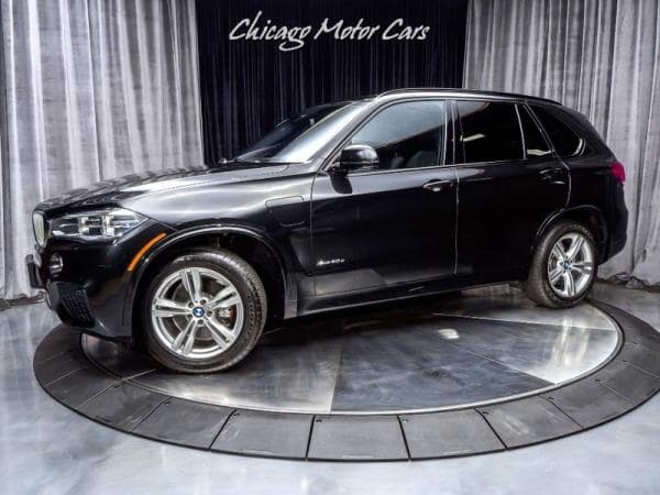 2016 BMW X5 eDrive