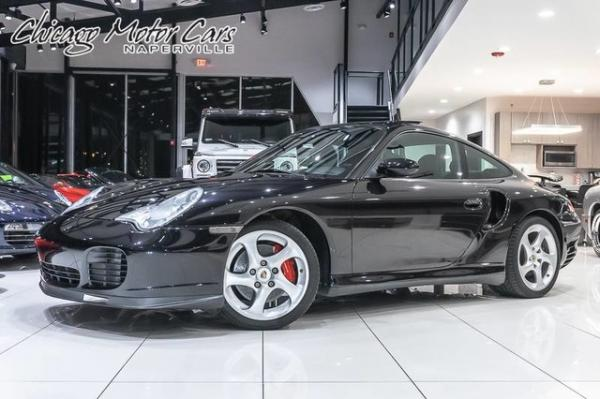 2004 Porsche 911Turbo X50 Package