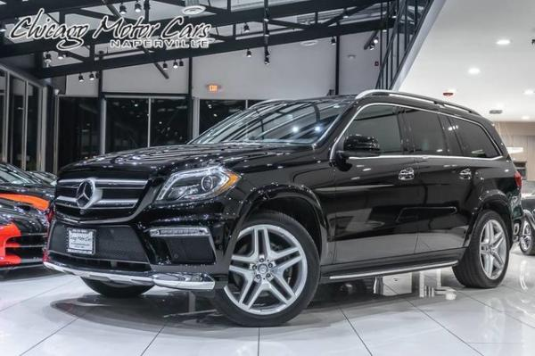 2014 Mercedes-Benz GL550