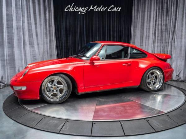1996 Porsche 911 Carrera 993 Turbo