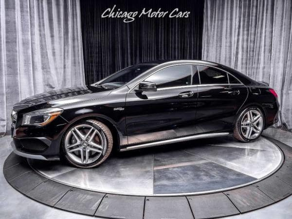 2014 Mercedes-Benz CLA45 AMG 4 Matic