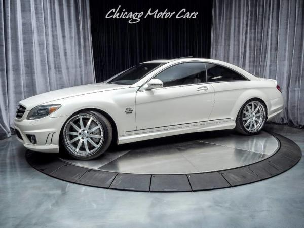 2008 Mercedes-Benz CL 65 AMG