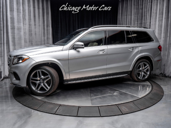 2017 Mercedes-Benz GLS550