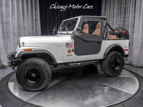 1979 Jeep CJ 4WD