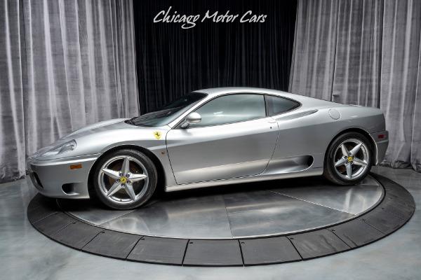 2000 Ferrari 360 Modena Coupe