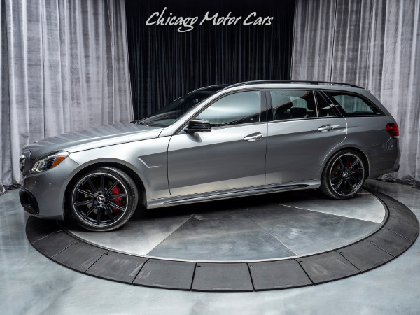 2015 Mercedes-Benz E 63 AMG 4Matic