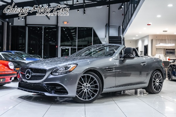 2018 Mercedes-Benz SLC 300