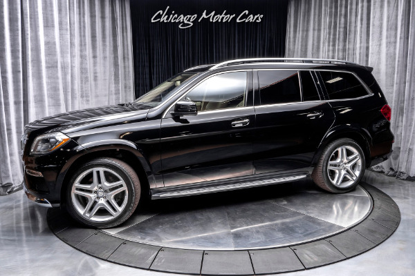 2013 Mercedes-Benz GL 550