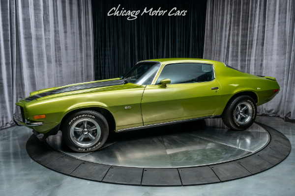 1970 Chevrolet Camaro RS-SS Tribute