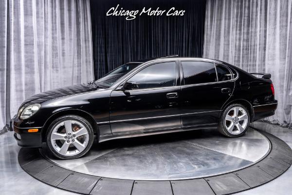 2005 Lexus GS 430