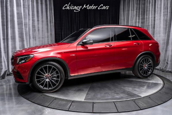 2018 Mercedes-Benz GLC AMG