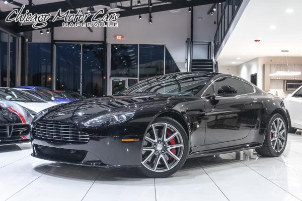 2011 Aston Martin S V8 Vantage