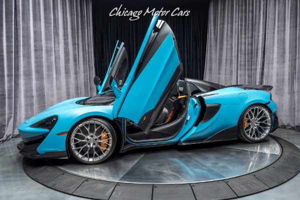 2020 McLaren 600LT