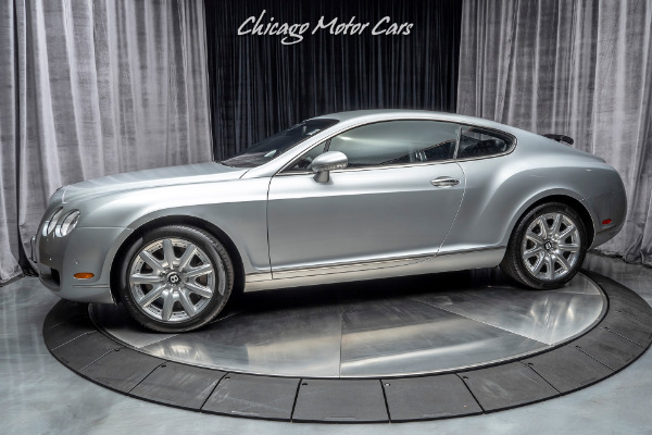 2004 Bentley Continental GT Turbo