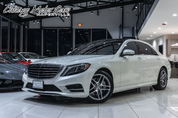2015 Mercedes-Benz S550 4MATIC