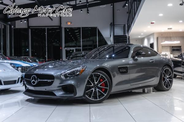 2016 Mercedes-Benz AMG GTS