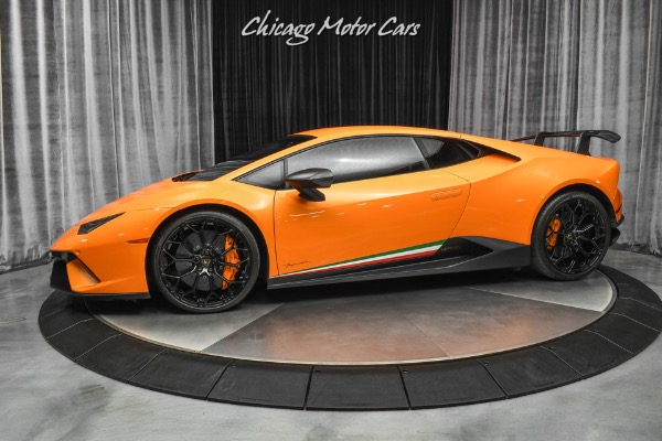 2018 Lamborghini Huracan LP640-4