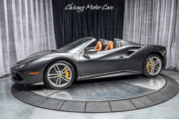 2016 Ferrari 488
