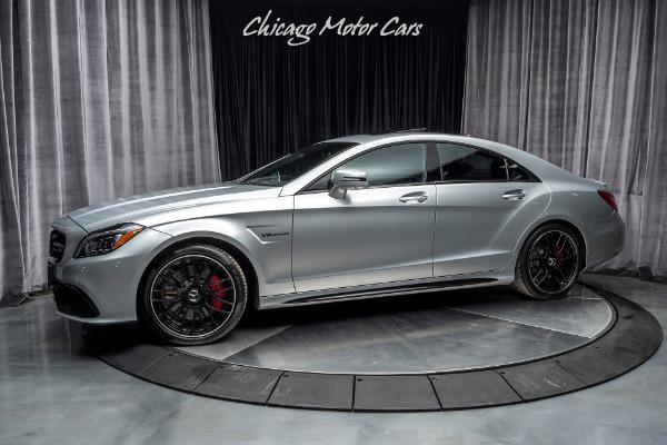 2017 Mercedes-Benz CLS63