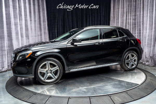 2015 Mercedes-Benz GLA250