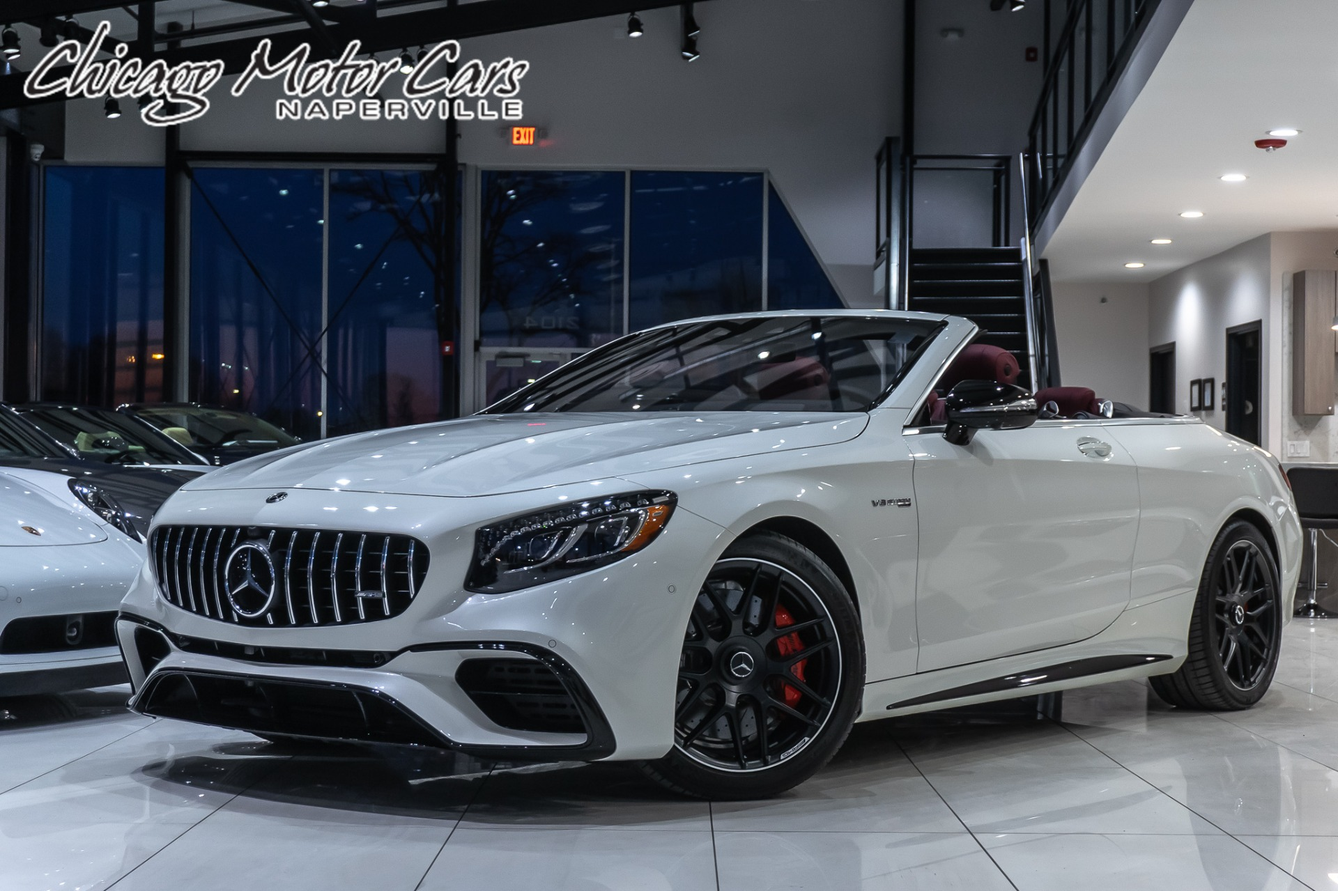 2019 mercedes benz s63 amg cabriolet 4matic exclusive pkg amg night vision pkg msrp 197k only 183 miles inventory find a luxury car