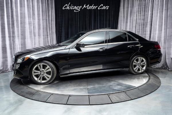 2016 Mercedes-Benz E350 4 Matic