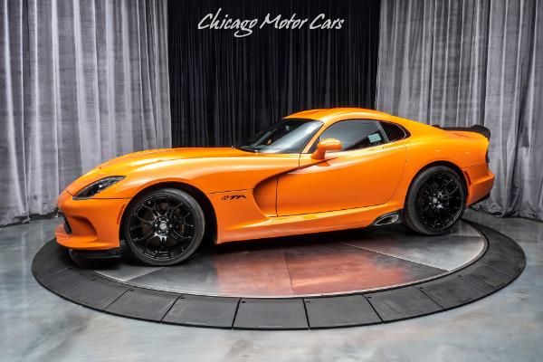 2014 Dodge SRT Viper T/A