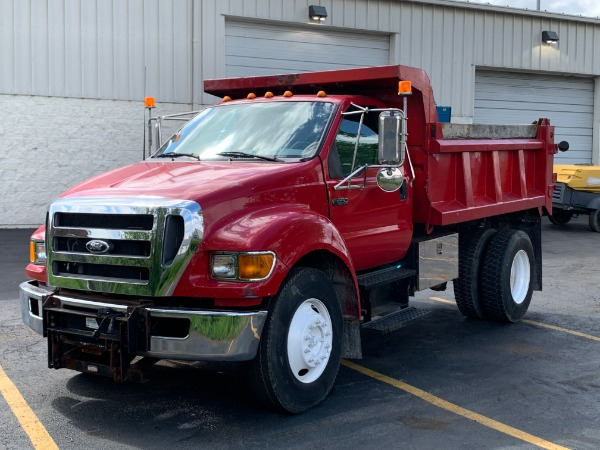 2006 Ford F650 SUPER DUTY
