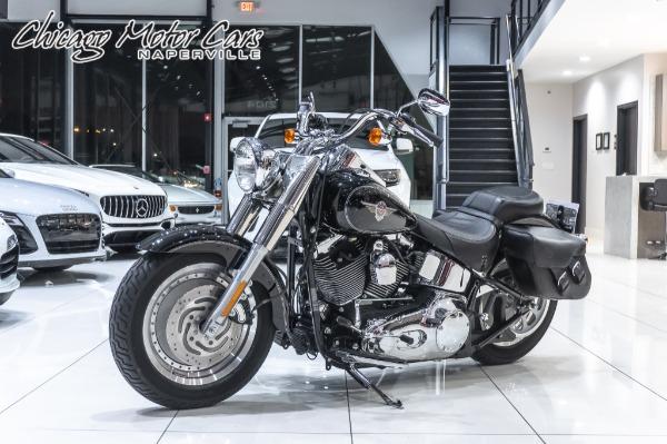 2004 Harley-Davidson FXST SOFTAIL FATBOY