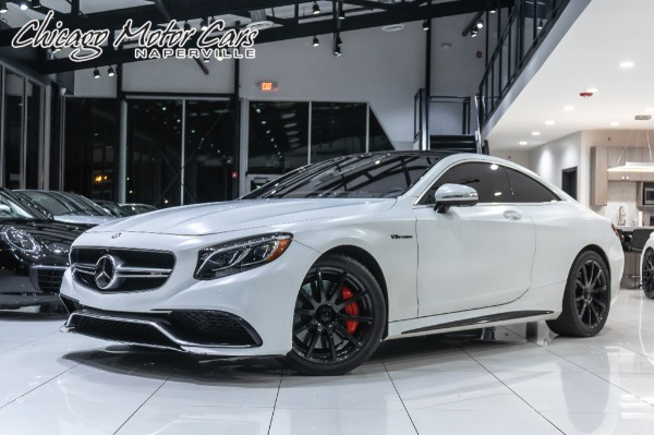 2015 Mercedes-Benz S63 AMG COUPE 4MATIC