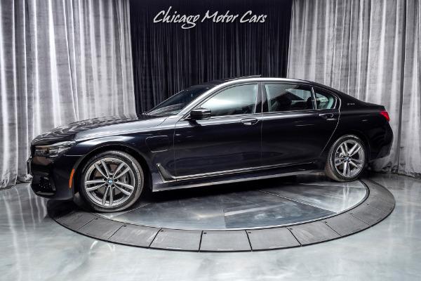 2019 BMW 740e