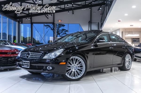 2008 Mercedes-Benz CLS550 SEDAN