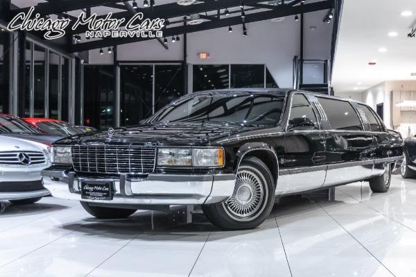 1996 Cadillac Fleetwood