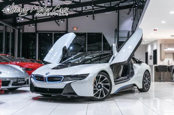 2014 BMW i8 Pure Impulse World