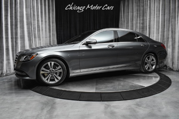 2019 Mercedes-Benz S560 4Matic