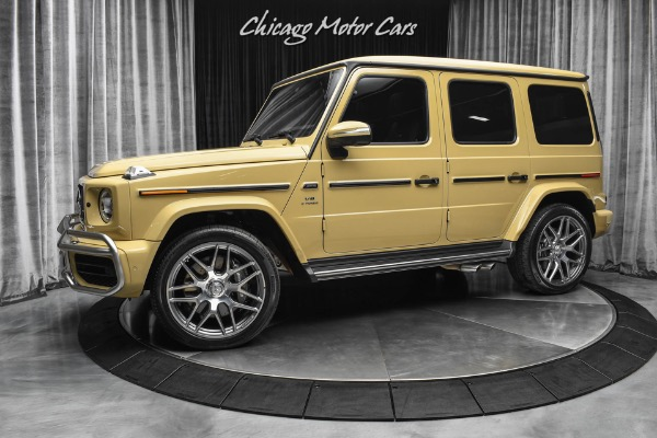 2019 Mercedes-Benz G63 AMG 4MATIC